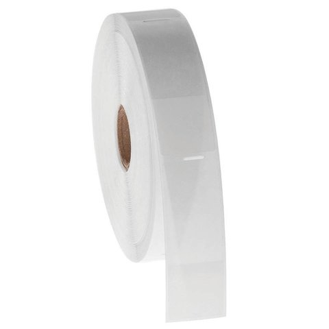 Étiquettes Pour Surface Déjà Congelée - 25,4 x 22,9 + 42,9mm (Enrouler)