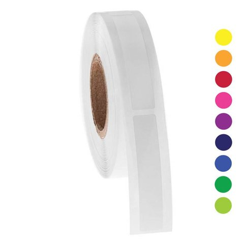 Cryo Barcode Etiketten - 13,9 x 69,9mm