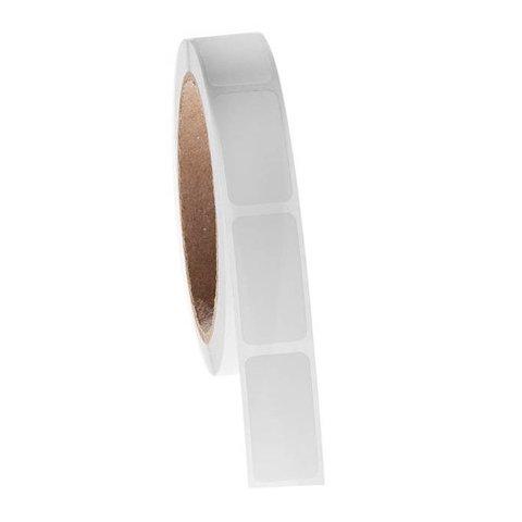 Étiquettes Cryogéniques À Code-Barres - 19,1 x 25,4mm