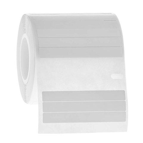 Étiquettes DYMO Cryogéniques - 50,8 x 6,35mm / Blanc