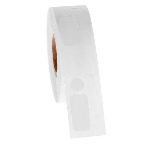 Dymo Kompatible Etiketten - 26 x 12,7mm + Ø 9,5mm / Papieretiketten