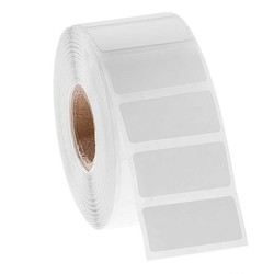 ÉtiquettesCryogéniques Pour Racks En Acier - 44,45 x 25,4mm