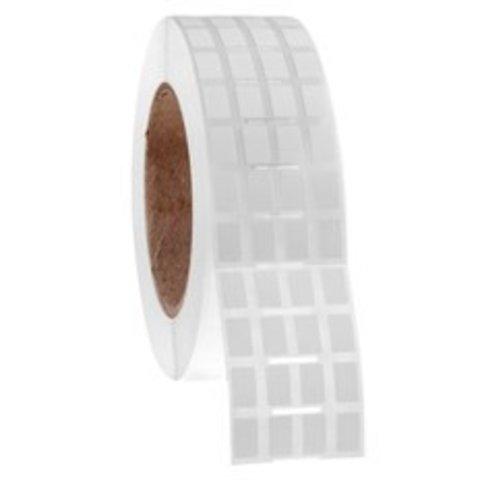 Étiquettes Cryogéniques Pour Racks En Acier - 7,87 x 12,7mm