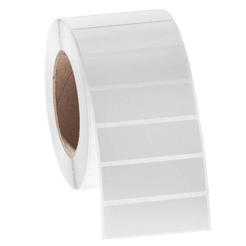 Étiquettes Cryogéniques Pour Racks En Acier - 76,2 x 25,4mm