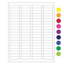 Автоклавы этикетки для лазерных принтеров - 44,5 х 12,7 мм / Removable