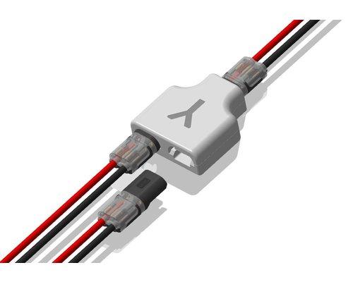 Smart Connector Distributie Box 1 naar 2