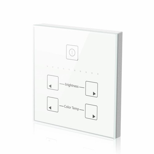 Euchips 0-10V Dual White touch wandpaneel