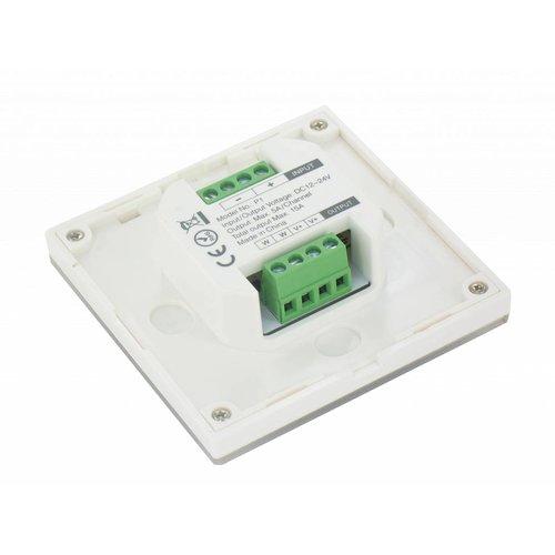 Milight / MiBoxer Wandpaneel voor LED Strips enkele kleur