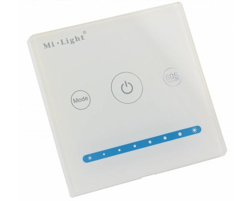 Milight Wandpaneel voor LED Strips enkele kleur