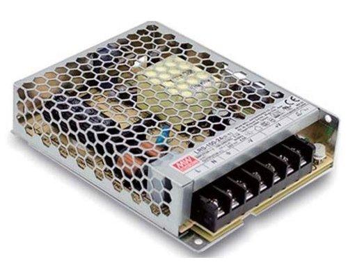 Mean Well LED Strip Voedingsadapter 12 Volt 12.5 Ampere Transformator