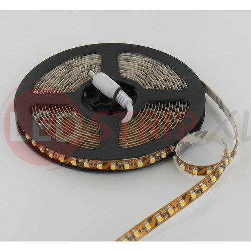 LEDStrip Warm Wit 1 Meter 120 LED per meter 12 Volt - Basic