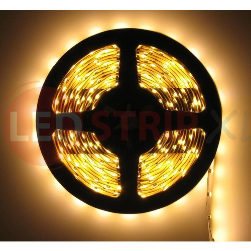 LEDStrip Warm Wit 10 Meter 60 LED per meter 24 Volt - Basic