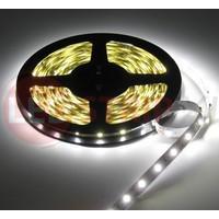 LEDStrip Helder Wit 5 Meter 60 LED per meter 12 Volt - Basic