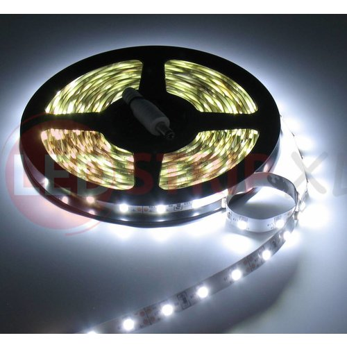 LEDStrip Koud Wit 1 Meter 60 LED per meter 12 Volt - Basic