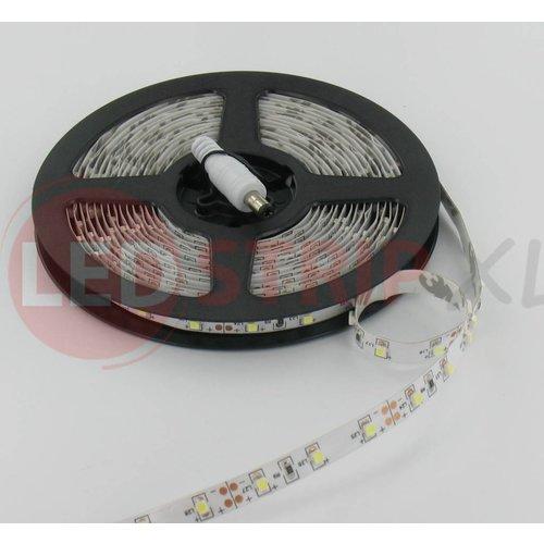 LEDStrip Koud Wit 2.5 Meter 60 LED per meter 12 Volt - Basic