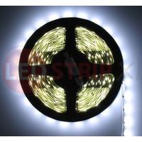 LEDStrip Koud Wit 5 Meter 60 LED per meter 12 Volt - Basic