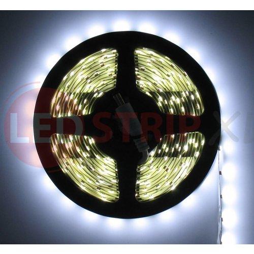 LEDStrip Koud Wit 5 Meter 60 LED per meter 24 Volt - Basic