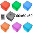 LED Kubus 60CM met RGB Kleuren en Afstandsbediening