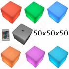 LED Kubus 50CM met RGB Kleuren en Afstandsbediening