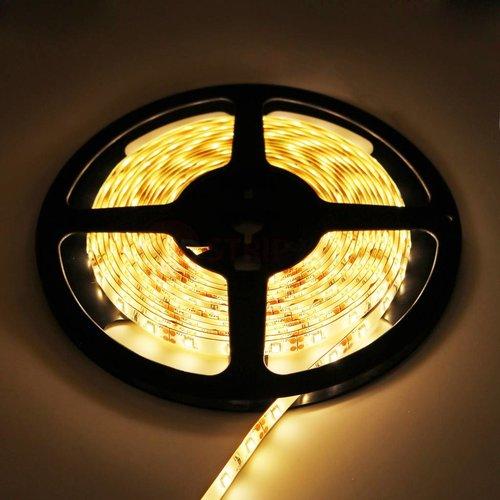 LED Strip Extra Warm Wit 5 Meter 60 LED per meter 12 Volt - Ultra