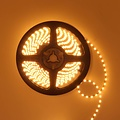 LED Strip Side View Extra Warm Wit 5 meter 12 volt 120 leds per meter