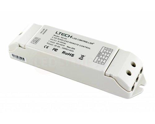 LTECH LED RF Controller Ontvanger 20A 12-24V