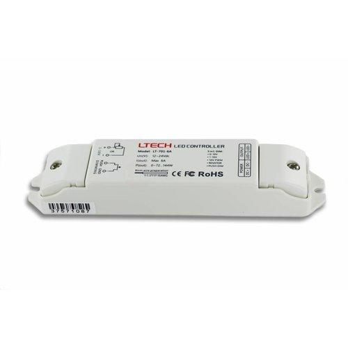 LTECH 0/1-10V LED Dimmer/Driver 6A