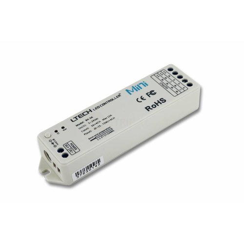 LTECH LED RF Controller Ontvanger 12A 12-24V