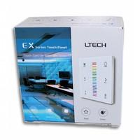 LTECH Wandpaneel EX1S voor 2.4G en DMX512 bediening
