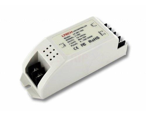 LTECH 0/1-10V LED Driver/Dimmer 10A