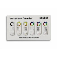 LTECH 2.4G LED Draadloze RGB Afstandsbediening T3 Series
