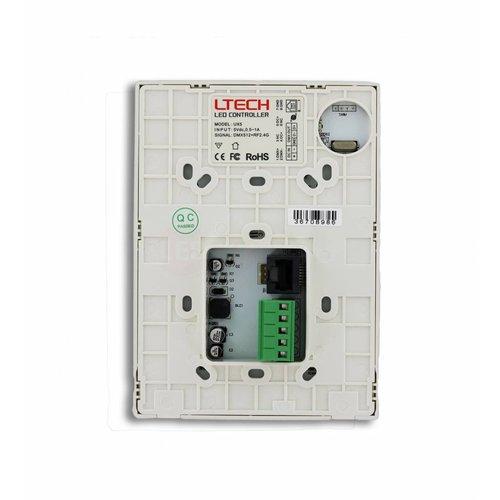 LTECH LED Dimmer Touch paneel met 2.4G en DMX512
