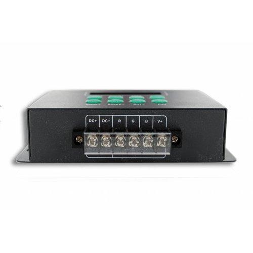 LTECH LTECH LED RGB DMX/RDM Controller met afstandsbediening