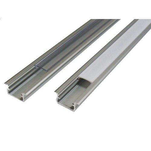 Lumines Aluminium Inbouw Profiel Middel 1 meter