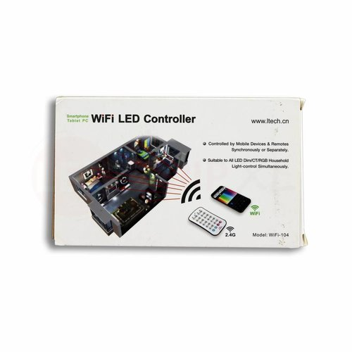 LTECH WiFi-104 LED Master Controller