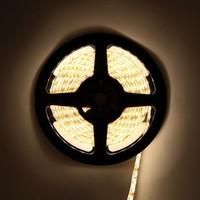 LED Strip Warm Wit 2,5 Meter 120 LED per meter 12 Volt - Ultra