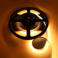 Nichia LED Strip 2500K Warm Wit 5 meter 24V - Deluxe