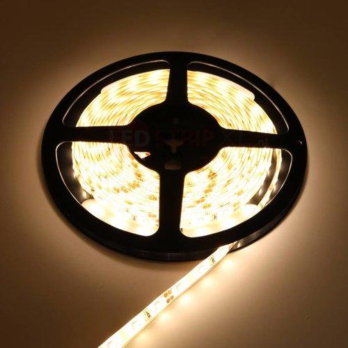 24V LED Strip Warm Wit 5 Meter 60 LED - Ultra