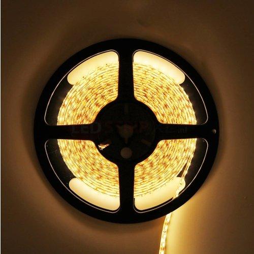 24V LED Strip Extra Warm Wit 5 Meter 120 LED per meter - Ultra