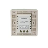 ledstrip inbouw bewegingsmelder met PIR sensor voor 12-24V strips