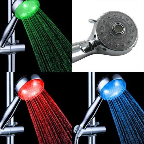 LED Douchekop