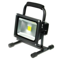 20 Watt Floodlight oplaadbaar Helder Wit