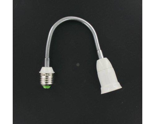 Dolphix E27 fitting verleng spiraal 30 centimeter