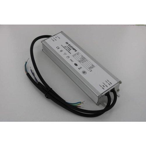 Euchips Waterdichte LED Driver 24V Dimbaar 1-10V 240W
