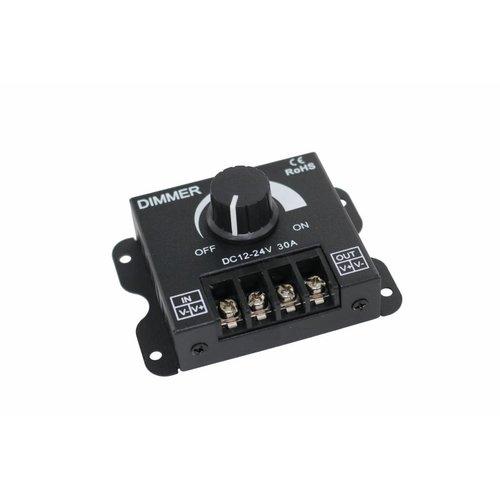 Dimmer voor LED Strips met 1 kleur 30A