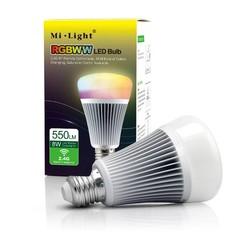 RGB + Warm Wit en Koud Wit Smart LED Lamp 8W FUT015