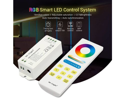 Milight Mi-Light RGB Smart LED controller set FUT043A