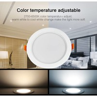 Milight 15 Watt RGB + Warm Wit + Koud Wit CCT Downlight Waterdicht IP54