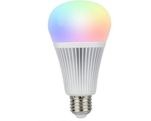 Milight 9 Watt RGB + Warm Wit en Koud Wit E27 CCT Dual White Lamp