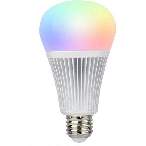 Milight 9 Watt RGB + Warm Wit en Koud Wit E27 CCT Dual White Lamp